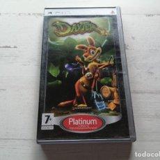 Videojuegos y Consolas: DAXTER JUEGO COMPLETO SONY PSP. Lote 270565758