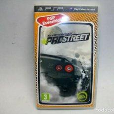 Videojuegos y Consolas: NEED FOR SPEED PROSTREET JUEGO DE EA PARA SONY PSP. Lote 270636703