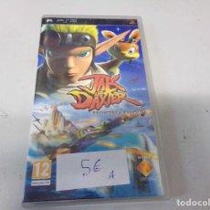 Videojuegos y Consolas: JAK AND DAXTER LA FRONTERA PERDIDA - PSP. Lote 270637783