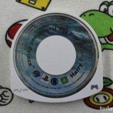 Videojuegos y Consolas: PLAY STATION PSP HARRY POTTER Y EL MISTERIO DEL PRINCPE SOLO UMD PAL ESPAÑA. Lote 271382938