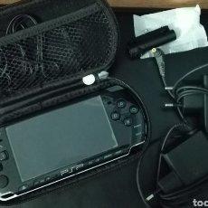 Videojuegos y Consolas: PSP COMPLETA + CÁMARA EYE TOY + 8 JUEGOS. Lote 271384428