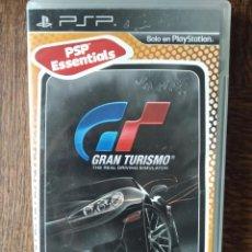 Videojuegos y Consolas: GRAN TURISMO - PSP PLAYSTATION PAL -. Lote 276530573