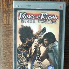 Videojuegos y Consolas: PRINCE OF PERSIA, RIVAL SWORDS - PSP PLAYSTATION PAL -. Lote 276531298