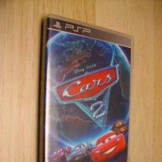 Videojuegos y Consolas: CARS 2 JUEGO PARA SONY PSP. Lote 276745463