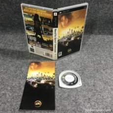 Videojuegos y Consolas: NEED FOR SPEED UNDERCOVER SONY PSP. Lote 277234158