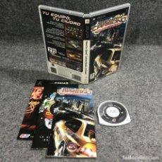 Videojuegos y Consolas: NEED FOR SPEED CARBONO DOMINA LA CIUDAD SONY PSP. Lote 277234178