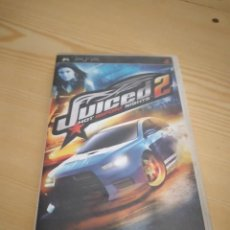 Videojuegos y Consolas: M-12 JUICED 2 HOT IMPORT NIGHTS TWO SONY PSP. Lote 278518433