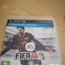 Videojuegos y Consolas: M-12 PS3 FIFA14 FIFA 14 MESSI. Lote 278518658