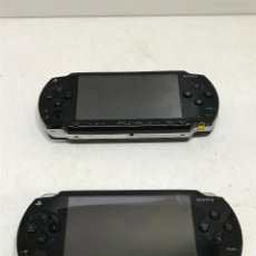 Videojuegos y Consolas: LOTE 2 PSP PARA REPARAR O PIEZAS - DESCONOZCO SI FNCIONAN O NO. Lote 278609093