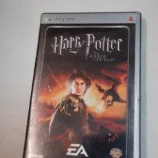 Videojuegos y Consolas: HARRY POTTER Y EL CÁLIZ DE FUEGO. PSP. Lote 280206788