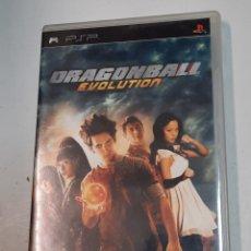 Videojuegos y Consolas: DRAGONBALL. EVOLUTION. PSP. Lote 280231828