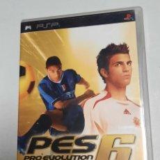 Videojuegos y Consolas: PRO EVOLUTION SOCCER 6. PSP. Lote 283237858