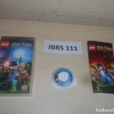 Videojuegos y Consolas: PSP - HARRY POTTER AAÑOS 1-4 , PAL ESPAÑOL , COMPLETO. Lote 286872353