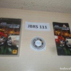 Videojuegos y Consolas: PSP - MIDNIGHT CLUB 3 DUB EDITION , PAL ESPAÑOL , COMPLETO. Lote 286872633