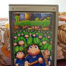 Videojuegos y Consolas: JUEGO LEMMINGS PLATINUM PARA PSP. Lote 287134378