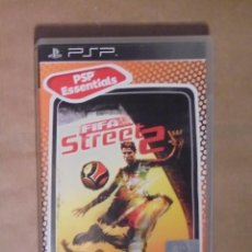 Videojuegos y Consolas: FIFA STREET 2 - PSP ESSENTIALS - JUEGO - PSP. Lote 287329618