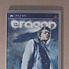 Videojuegos y Consolas: ERAGON - JUEGO - PSP. Lote 287330128