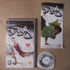 Videojuegos y Consolas: B-BOY - JUEGO - PSP. Lote 287330318