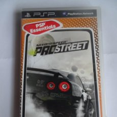 Videojuegos y Consolas: NEED FOR SPEED PROSTREET SONY PSP. Lote 287648183