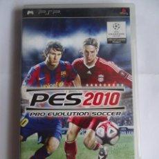 Videojuegos y Consolas: PES 2010 PRO EVOLUTION SOCCER 10 PSP. Lote 287650043