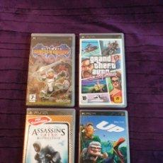 Videojuegos y Consolas: JUEGOS PSP. Lote 287959688