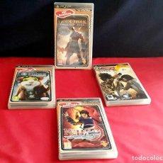 Videojuegos y Consolas: LOTE DE JUEGOS PSP. Lote 288191743