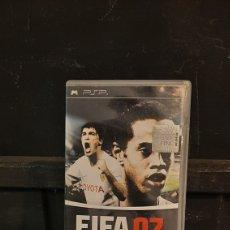 Videojuegos y Consolas: JUEGO FIFA 2007 PSP. Lote 288621098