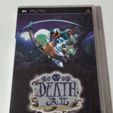 Videojuegos y Consolas: DEATH JR II ROOT OF EVIL PSP. Lote 289351873