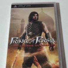 Videojuegos y Consolas: PRINCE OF PERSIA LAS ARENAS OLVIDADAS PRECINTADO PSP. Lote 289354323