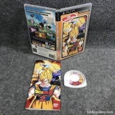Videojuegos y Consolas: DRAGON BALL Z SHIN BUDOKAI 2 SONY PSP. Lote 289938793