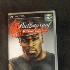 Videojuegos y Consolas: JUEGO PARA PSP BULLETPROOF VIVENDI UNIVERSAL GAMES. Lote 291154958