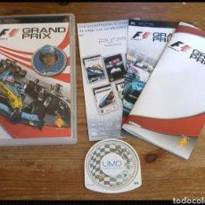 Videojuegos y Consolas: F1 GRAND PRIX. PSP, CONPLETO. Lote 293522028