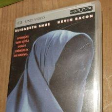 Videojuegos y Consolas: PSP SONY EL HOMBRE SIN ROSTRO UMD VIDEO ELISABETH SHUE KEVIN BACIN. Lote 293651068