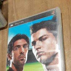 Videojuegos y Consolas: FÚTBOL ROMARIO PSP PES 2008 KONAMI SONY JUEGO. Lote 293653118