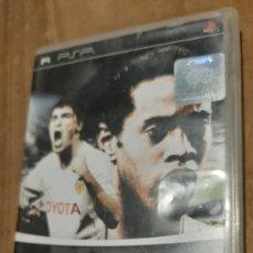 Videojuegos y Consolas: FÚTBOL DEPORTES FIFA 07 PSP SONY JUEGOS. Lote 293654288