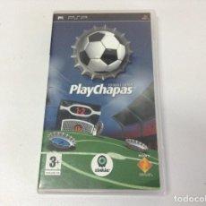 Videojuegos y Consolas: PLAYCHAPAS. Lote 293668123