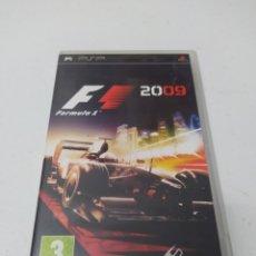Videojuegos y Consolas: JUEGO FORMULA 1 2009. Lote 293794988