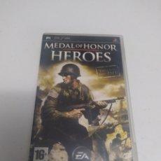 Videojuegos y Consolas: JUEGO MEDAL OF HONOR HEROES. Lote 294120598