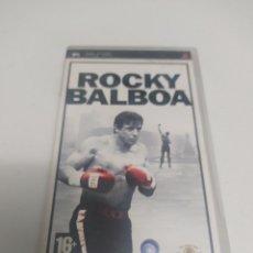 Videojuegos y Consolas: JUEGO ROCKY BALBOA. Lote 294120653