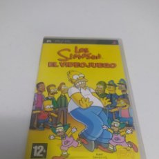 Videojuegos y Consolas: JUEGO LOS SIMPSON EL VIDEOJUEGO. Lote 294120948