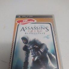 Videojuegos y Consolas: JUEGO ASSASSIN'S CREED BLOODLINES. Lote 294523973