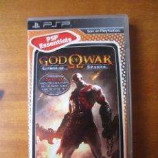 Videojuegos y Consolas: GOD OF WAR GHOST OF SPARTA (SONY PSP). Lote 295551883