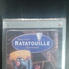 Videojuegos y Consolas: RATATOUILLE PSP -NUEVO Y PRECINTADO. Lote 296689243