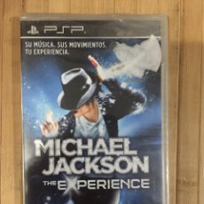 Videojuegos y Consolas: MICHAEL JACKSON THE EXPERIENCE PSP - PRECINTADO -. Lote 296730653