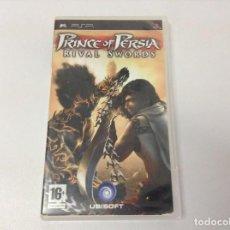 Videojuegos y Consolas: PRINCE OF PERSIA RIVAL SWORDS. Lote 296852963