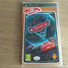 Videojuegos y Consolas: SONY PSP JUEGO CARS 2 NUEVO. Lote 297035828
