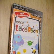 Videojuegos y Consolas: LOCO ROCO PARA SONY PSP. Lote 297074843