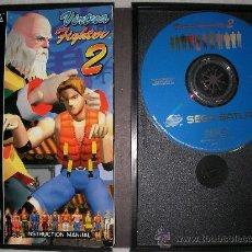 Videojuegos y Consolas: JUEGO SEGA SATURN VIRTUAL FIGHTER II. Lote 87492078