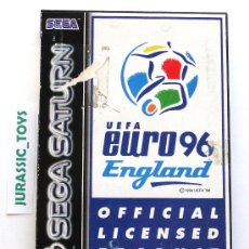 Videojuegos y Consolas: SEGA SATURN: JUEGO FIFA UEFA EURO ENGLAND 96 / PAL ESPAÑA. Lote 27266265