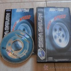 Videojuegos y Consolas: THE NEED FOR SPEED [SATURN PAL ESPAÑA]. Lote 181505221